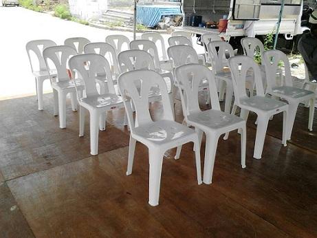 เก้าอี้ให้เช่า